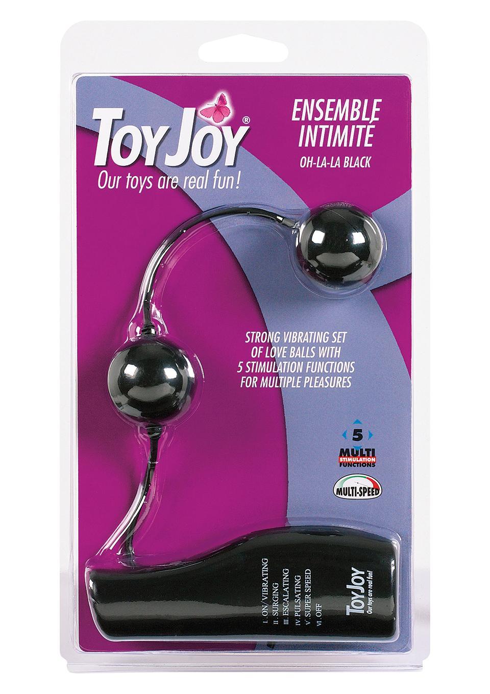 Toy Joy Ensemble Intimite