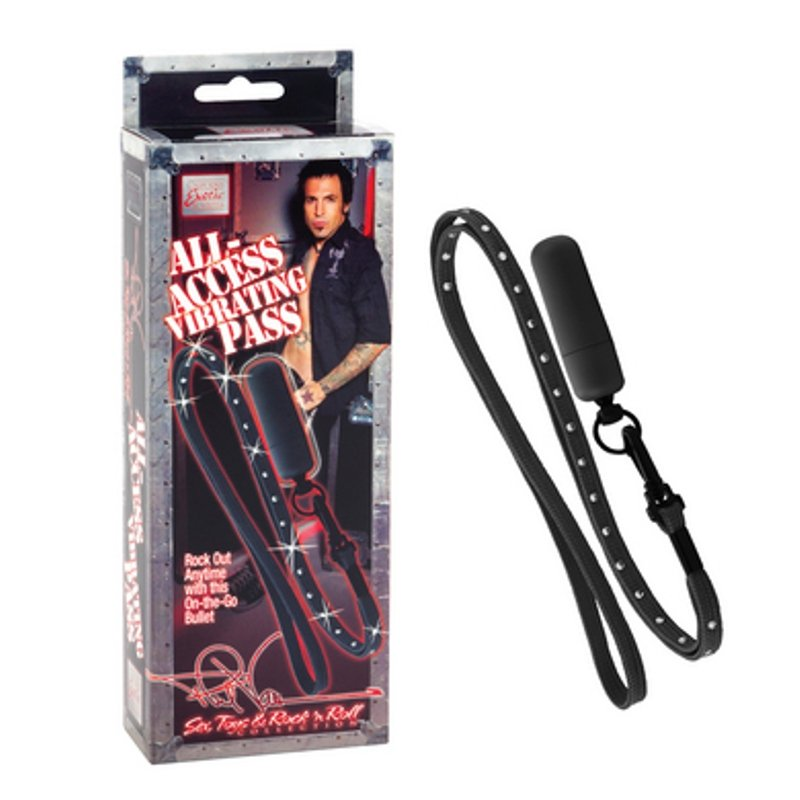 Phil Varone All Access Vibrating Pass Black