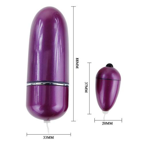 Voice Control Vibr Bullet
