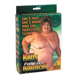 Batty Fat Girl Bouncer