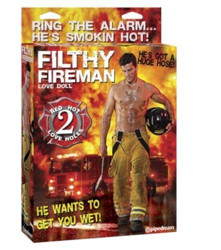 Filthy Firewman