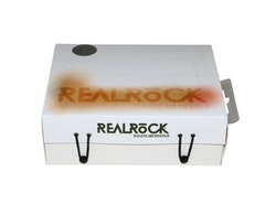 Real - Rock Realistic Vibrating Cock - 7""