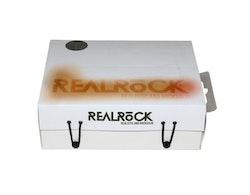 "Real - Rock Realistic Vibrating Cock - 7"""