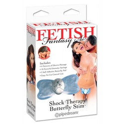 Fetish Fantasy Series Shock Therapy Butterfly Stimulator