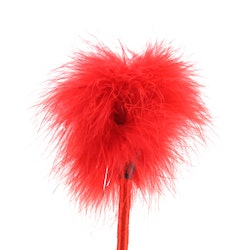 Feather Crop - Red