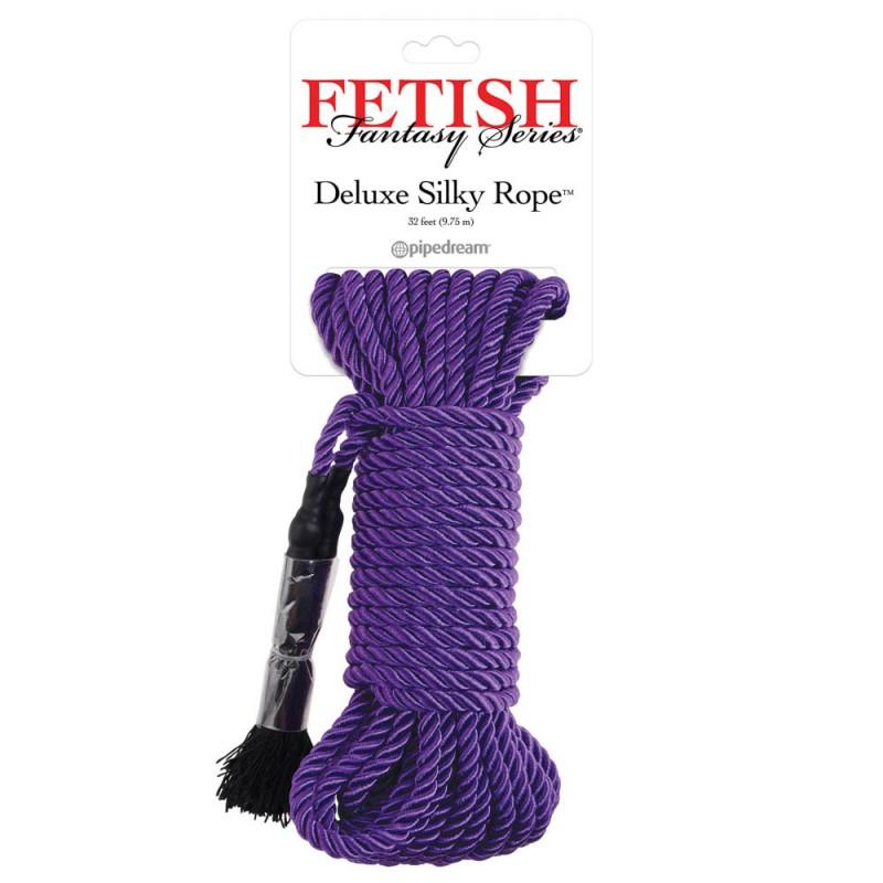 Deluxe Silky Rope - Purple