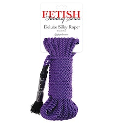 Deluxe Silky Rope - Purple