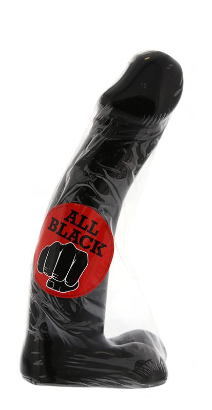 All Black Joerg Dildo