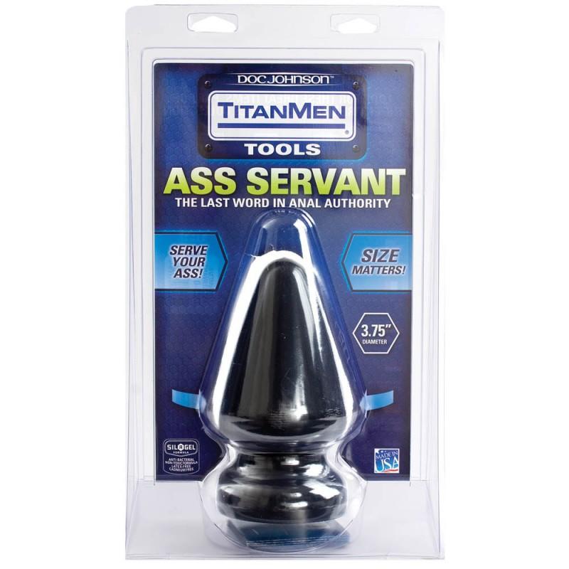 Titanmen Ass Servant - 3.75 Inch
