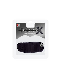 Bondx Love Rope - 10M Black