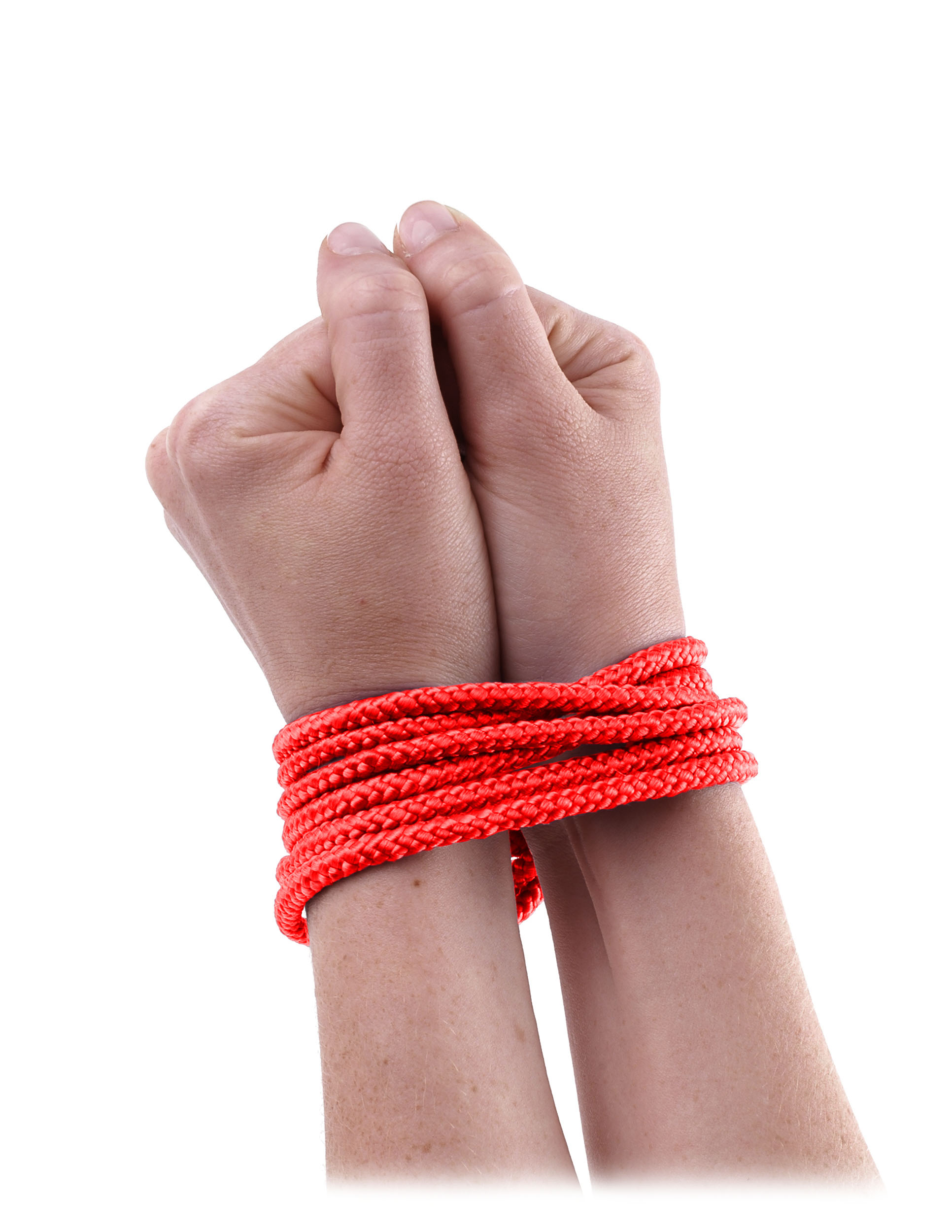 Mini Silk Rope - Red
