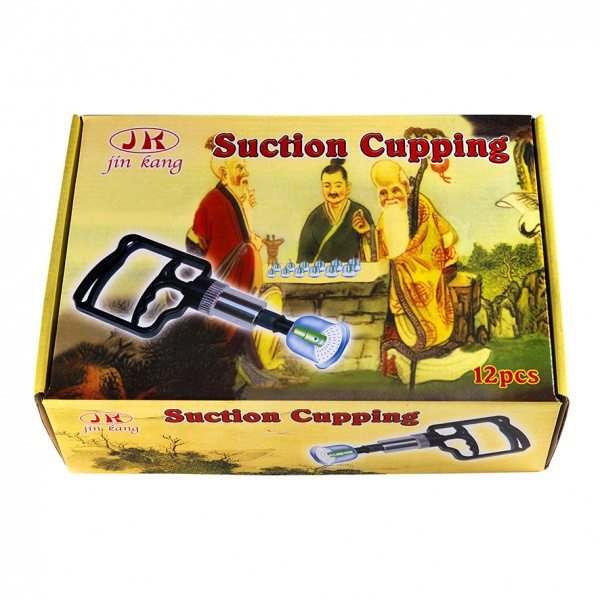 Cupping Set - 12pcs