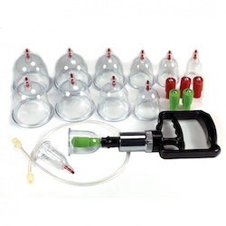 Cupping Set - 12pcs