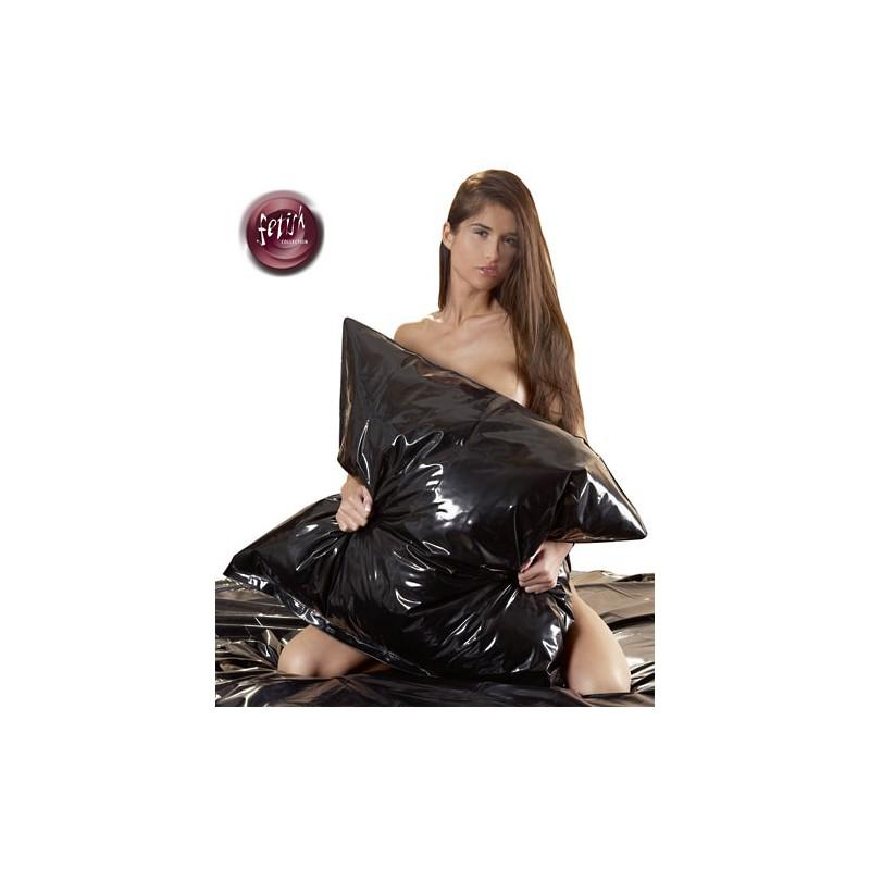 Pillow Case - Black - 80 * 80 cm