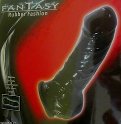 Fantasy Rubber Fashion - Black