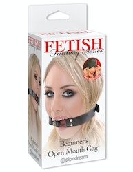 Beginner's Open Mouth Gag