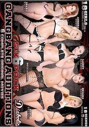 Gangbang Auditions - Six Pack
