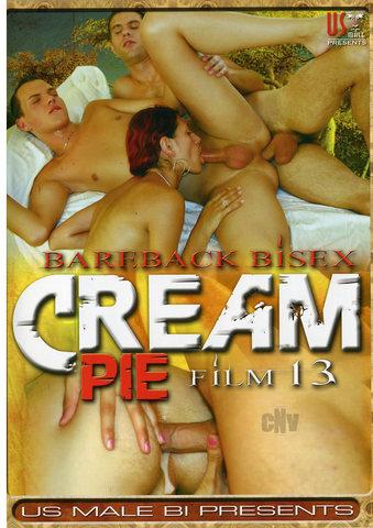 Bareback Bisex Cream Pie Film 13