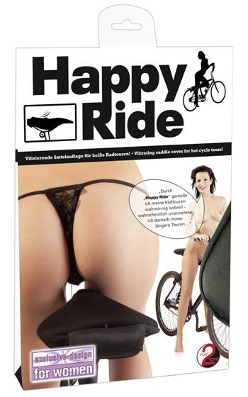 Happy Ride Vibrating Bicycle Saddle