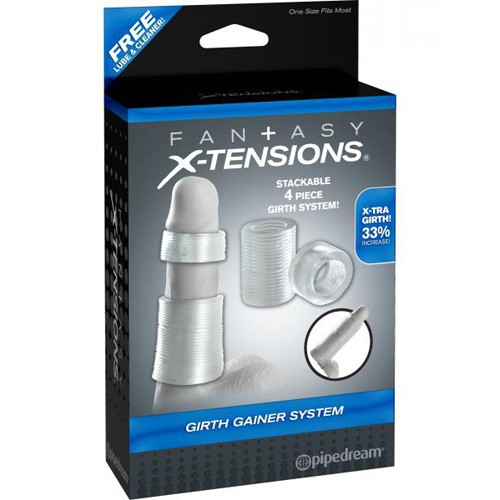 X-Tensions - Girth Gainer System
