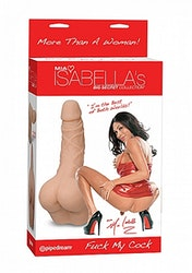 Mia Isabella's Fuck My Cock
