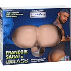 Francois Sagat UR3 Ass