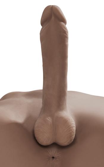Fuck My Hard Cock - Brown