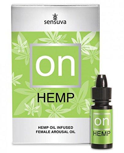 Sensuva - ON Arousal Oil For Her Hemp 5 ml