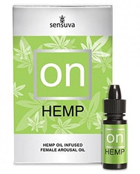 Sensuva - ON Arousal Oil For Her Hemp 5 ml