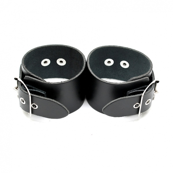 Rimba - Leather Handcuffs