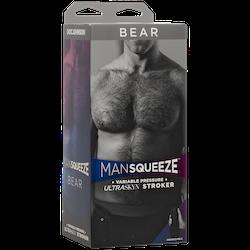 Man Squeeze - Bear