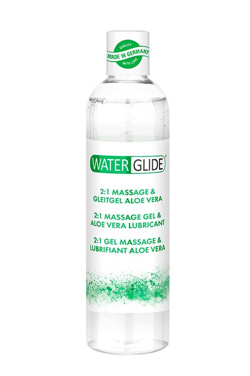 Waterglide 2in1 Massage & Aloe Vera Lubricant