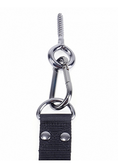Command  - Suspension Cuff Set - Black