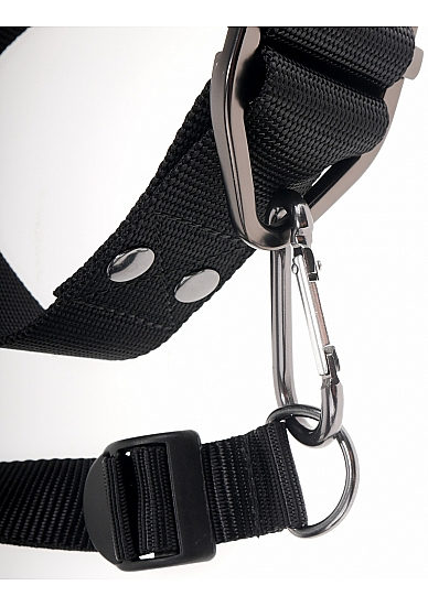 Command  - Under-Mattress Bondage Straps - Black