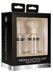 Ouch! Medium Suction Cups