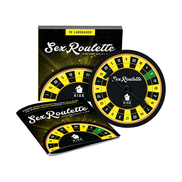 Sex Roulette Kiss