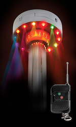 Fetish Fantasy Series Light-Up Disco Dance Pole