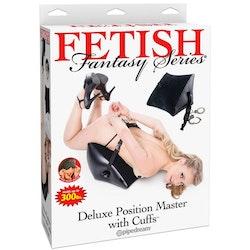 Fetish Fantasy Series Position Master /w Cuffs