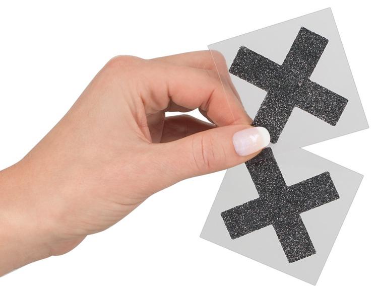 Nipple Sticker - Kryss