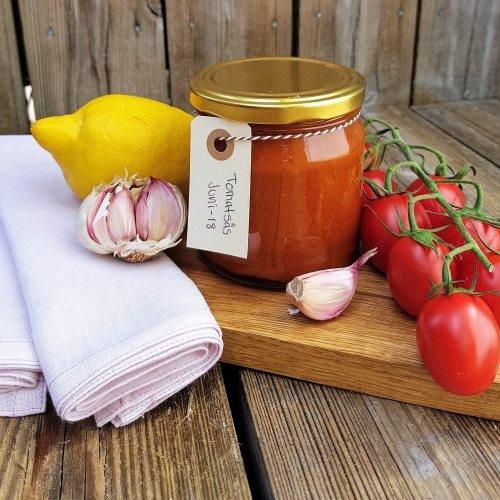 Beccas svärmors väninnas tomatsås