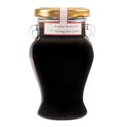 Honung med lakritspulver