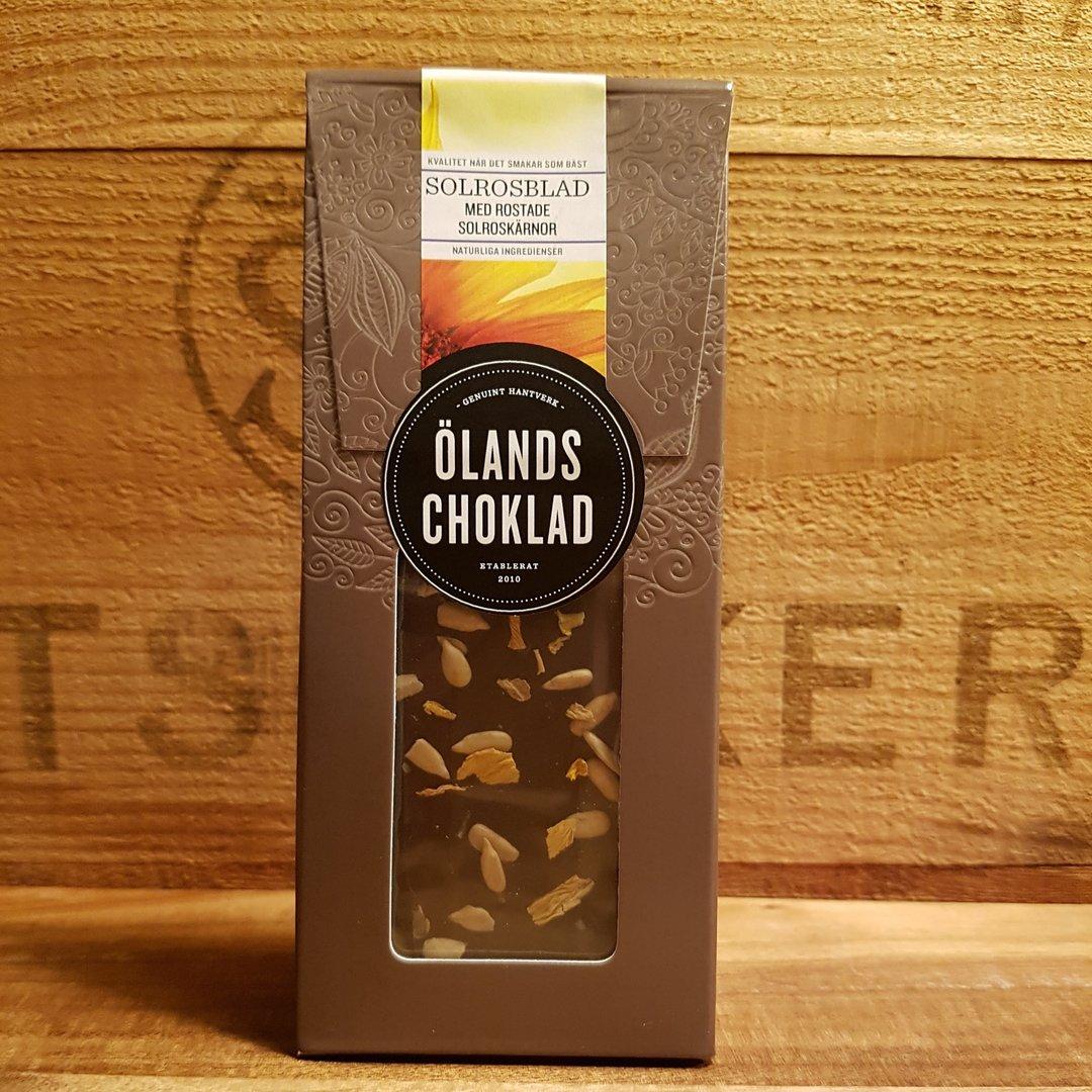 Chokladbräck Rostade Solroskärnor