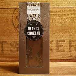 Chokladbräck Saltlakrits