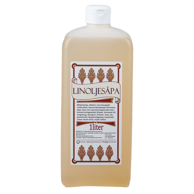 Linoljesåpa Original 1 liter