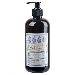 Linoljesåpa Lavendel 500 ml
