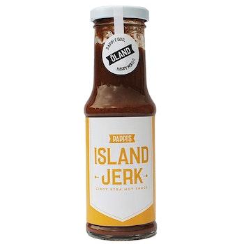 Island Jerk X-tra Hot Chilli Sauce