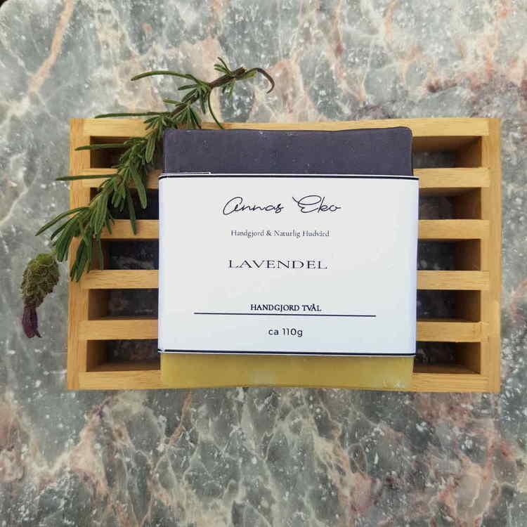 Handgjord tvål - Lavendel
