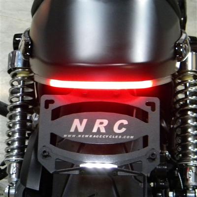 New Rage Cycles, Tailtidy med Blinkers & Bromsljus, Harley Davidson Street 500