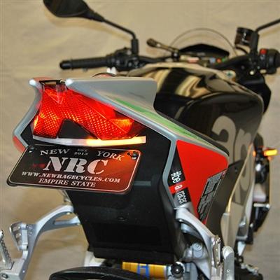 New Rage cycles, Tailtidy med blinkers & skyltbelysning, Aprilia Tuono Factory / RSV4 . 2016-2020