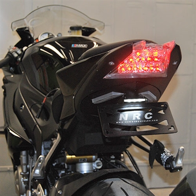 New Rage Cycles, Tailtidy med blinkers & skyltbelysning, Bmw S1000r/s1000rr 2009-2020